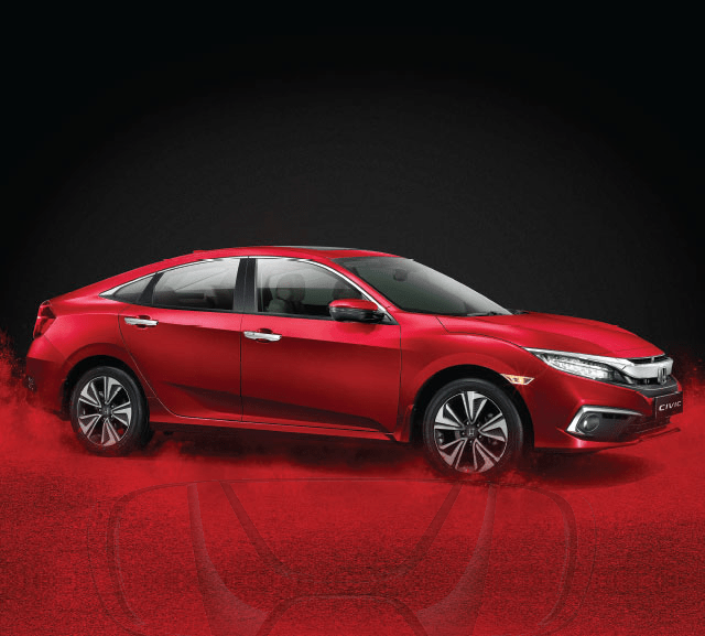 Honda Civic top used cars sold in covid-19