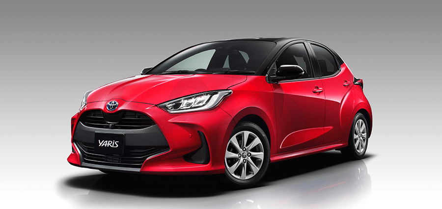 Toyota Yaris top used cars sold in covid-19