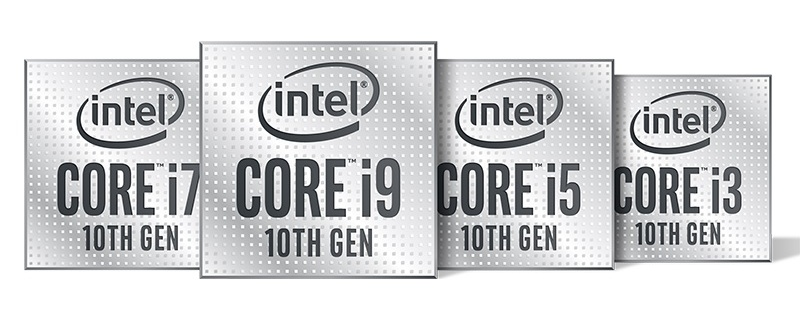 intel 10th gen chips