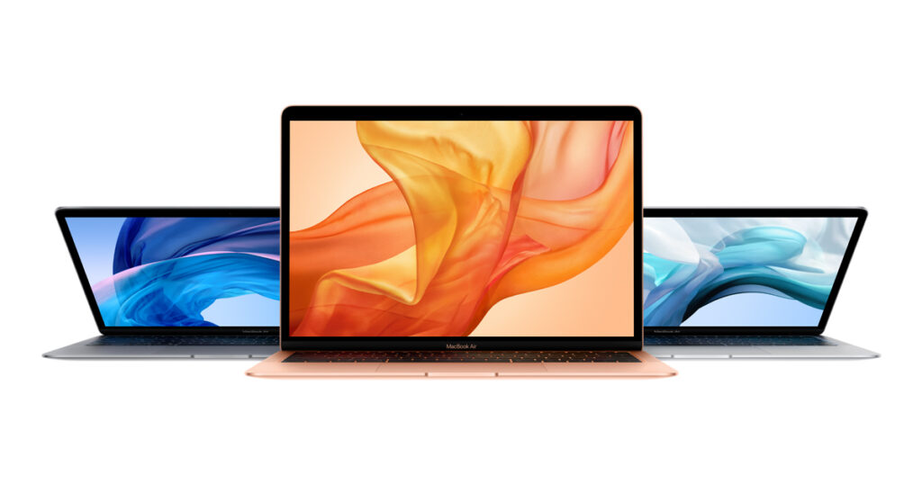 macbook Air 2020 Display