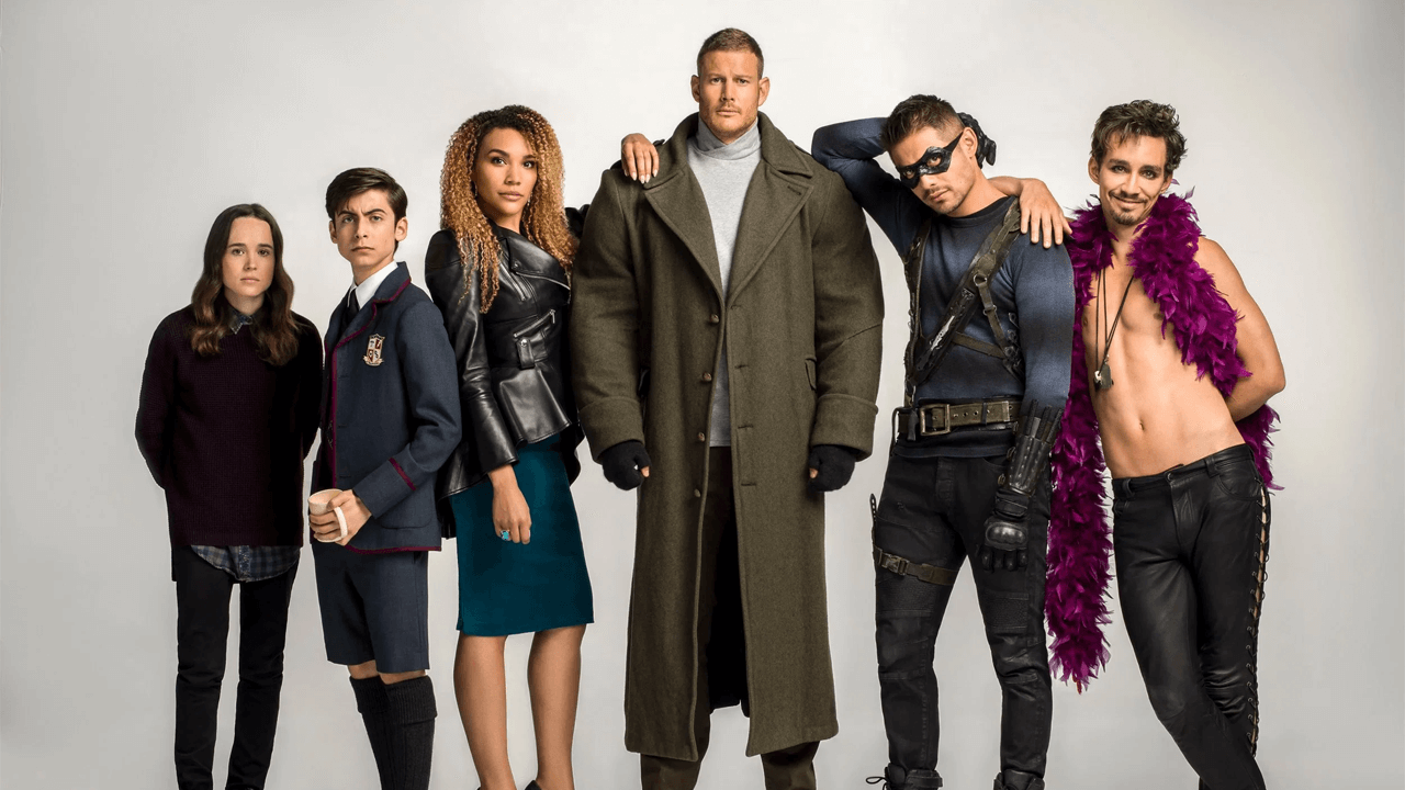 the umbrella academy season 3